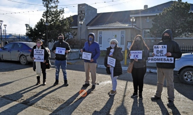 Tierra del Fuego: Vecinos de chacra IX de Río Grande reclamaron sin suerte ante el concejo deliberante