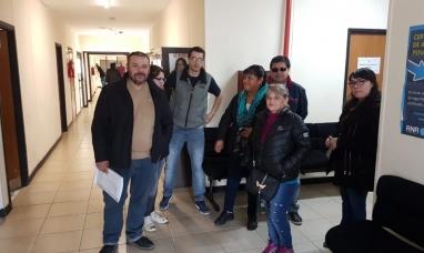 Tierra del Fuego: Vecinos de Río Grande  fueron recibidos por el juez Sahade por el caso de conocido y peligroso delincuente