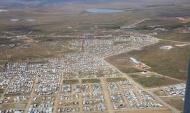 Tierra del Fuego: Vecinos reafirman su voluntad de municipalizar un barrio de Río Grande