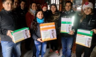 """Tierra del Fuego: Vecinos de Tohuin llevan adelante la campaña solidaria """"Todos por Aaron"""""""