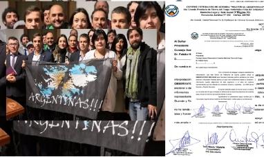 Tierra del Fuego: Veteranos de guerra se alejan del observatorio Malvinas