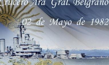 Tierra el Fuego: Nuevo aniversario del hundimiento del ARA general Belgrano