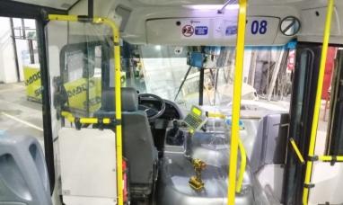 Transporte público de pasajeros de Río Grande suma medidas de prevención