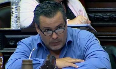 Tras el escándalo, la cámara aceptó la renuncia del diputado Juan Ameri