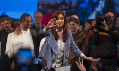 """""""Unidad Ciudadana vino para quedarse"""", pero no para resistir a la derecha dijo Cristina Fernández viuda de Kircner"""