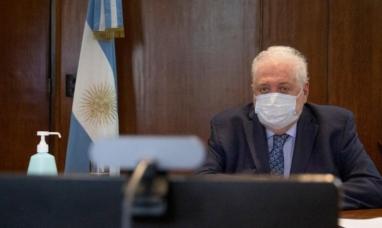 """""""La vacunación comenzaría en la primera quincena de enero"""" dijo ministro de salud de la nación"""