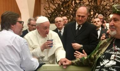 El Vaticano: El sueño de los veteranos de Malvinas para que el papa venga a Argentina