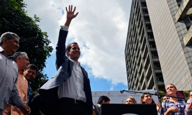 Venezuela: Detienen al presidente del parlamento