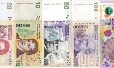 Volverán los billetes con imágenes de próceres argentinos