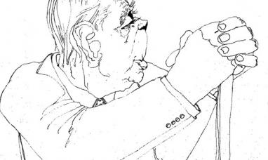 La vuelta de la democracia: el texto que Jorge Luis Borges escribió en 1983