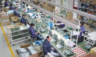 El éxodo vacacional en las fábricas electrónicas comenzará a partir del 18 de diciembre