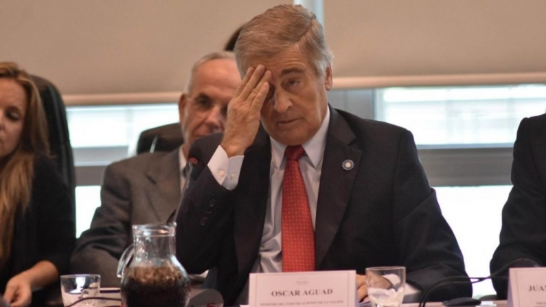 ARA San Juan: Aguad brindará un informe al Congreso sobre la desaparición del submarino