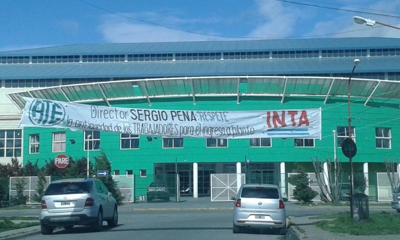 Santa Cruz: Fuerte respuesta de ATE ante la insensibilidad de la dirección del INTA