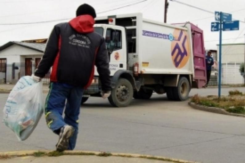 Tierra del Fuego: Contratación de recolección de residuos en Río Grande a contrarreloj