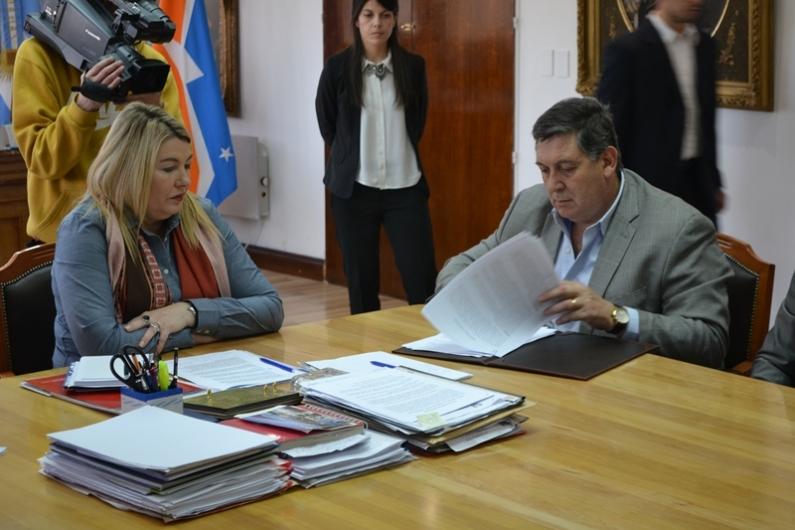 Tierra del Fuego: Darán soluciones habitacionales para personal del banco provincial