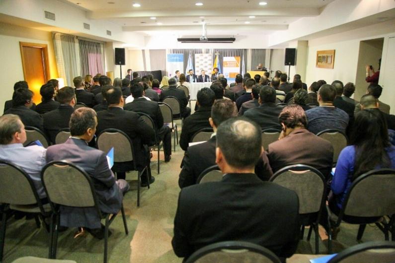 Tierra del Fuego: El FBI y gobierno capacitan a las fuerzas de seguridad