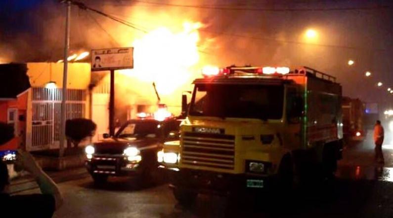 Tierra del Fuego: Fue identificada la víctima del incendio ocurrido en una pensión de Río Grande