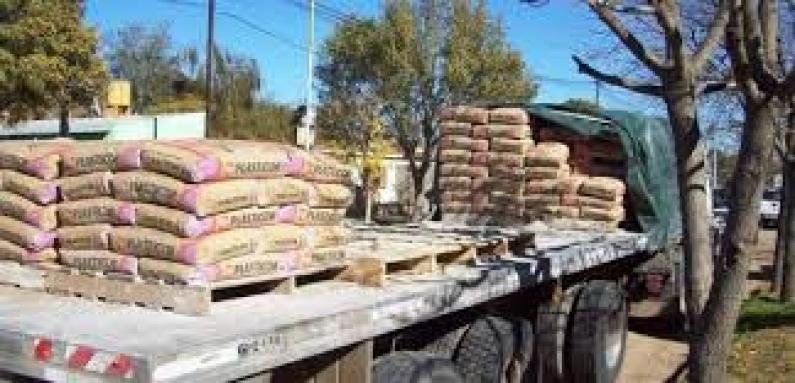 Tierra del Fuego: Fuerte aumento del consumo de cemento a granel