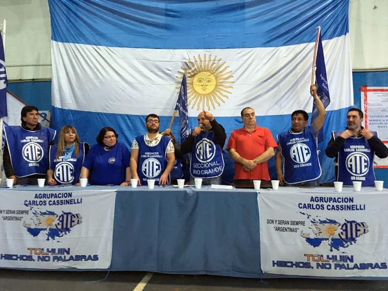 """Tierra del Fuego: Gremio estatal va a plantear recomposición salarial """"genuina"""", en gobierno y municipios"""