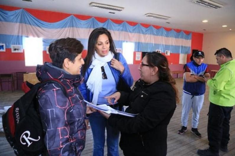"""Tierra del Fuego: La Inspección General de Justicia (IGJ), estuvo en las instalaciones de la controvertida asociación """"La Mateada"""""""