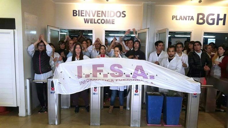 """Tierra del Fuego: """"Nos prometieron reinserción laboral y de 170 trabajadores solo 5 tienen empleo"""""""