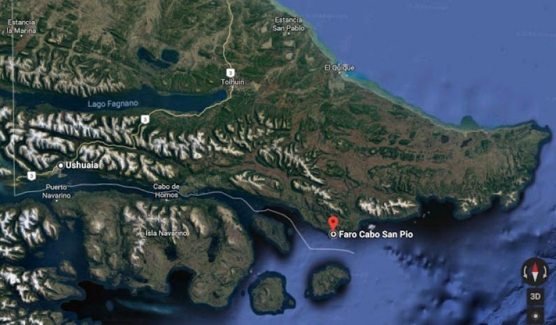 Tierra del Fuego: Paralela al canal Beagle en abril comenzará la construcción de la ruta que unirá Ushuaia con el extremo sur de la provincia