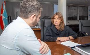 Tierra del Fuego: La presidenta de la obra social provincial brindó un detallado informe de sus gastos ante el jefe de gabinete
