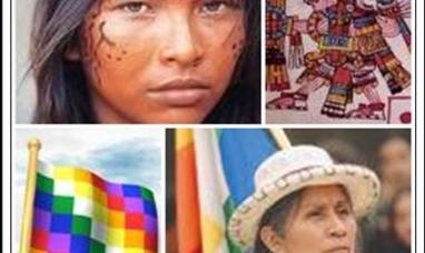 """""""19 de abril - Día del Indio Americano"""""""