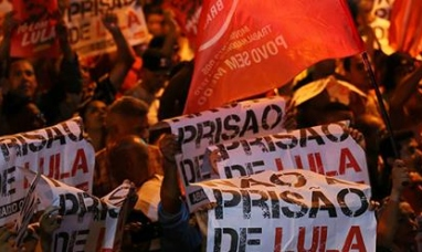 Brasil: Partidarios de Lula salen a las calles para apoyar al ex presidente