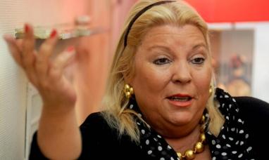 Buenos Aires: Diputada Elisa Carrió blanqueó el pensamiento de cambiemos sobre Tierra del Fuego