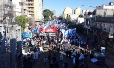 """Buenos Aires: Marcha federal, """"Se está poniendo en riesgo la paz social"""""""
