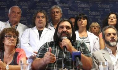 Chaco: Hoy llega Baradel en apoyo a la lucha de los docentes