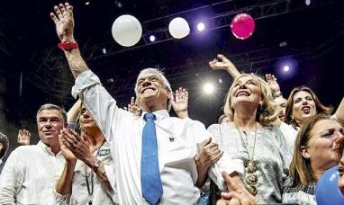 Chile: Sebastián Piñera fue elegido como nuevo presidente