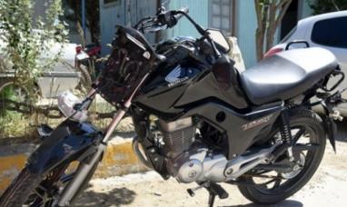 Chubut: Joven motociclista oriundo de Tierra del Fuego falleció en accidente
