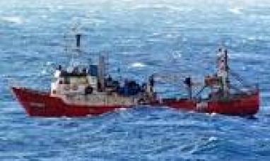 "Chubut: A un mes del hundimiento del ""repunte"" continúa la búsqueda de siete tripulantes"