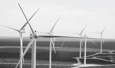 Chubut: Tres nuevos contratos para parques eólicos