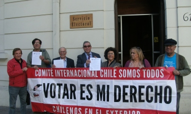 Ciudadanos chilenos podrán votar en ciudades patagónicas