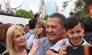 Condenaron a 4 años de prisión a Luis D'Elía