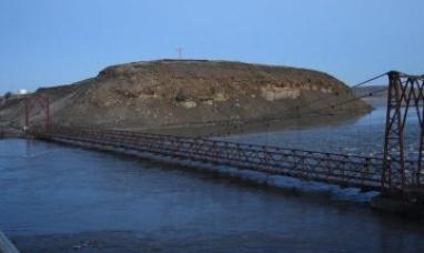 Se cumplen diez años de la histórica crecida del río grande