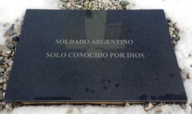 En diciembre se conocerá la identidad de los soldados caídos en Malvinas
