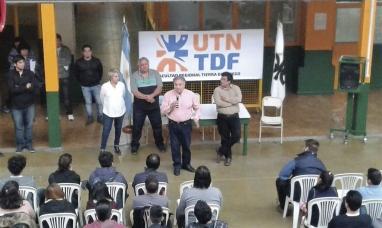 Tierra del Fuego: Dio inicio al curso introductorio para las ingenierías que se dictan en la Universidad Tecnológica Nacional (UTN)