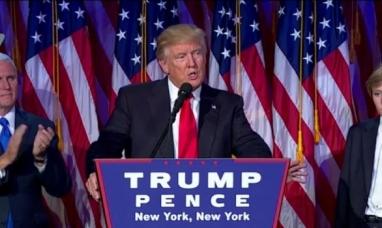 Donald Trump ganó las elecciones y será presidente de los estados unidos del norte de américa hasta 2021