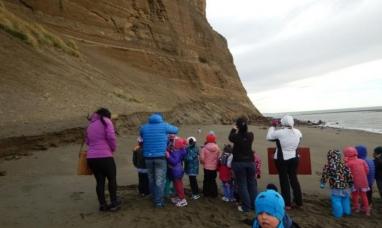 Educación ambiental en la reserva provincial costa atlántica
