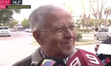 """Entre Ríos: Abogado acusado de pedofilia se hizo el """"gracioso"""" con la prensa"""