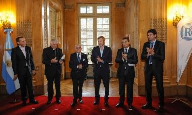 El Gobierno Nacional entrega nuevas credenciales a los diplomáticos en el país
