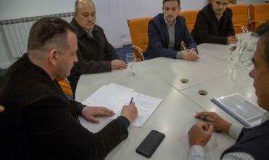Gobierno nacional y provincial firmaron acuerdo para profundizar la lucha contra el narcotráfico