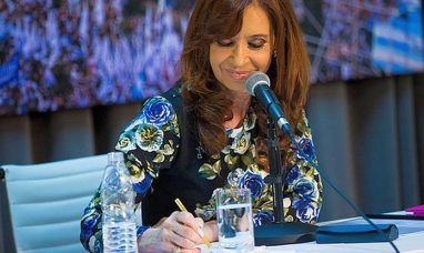 "Intendente ultra ""K"" afirmó que candidatura de Cristina Fernández viuda de Kirchner ""está confirmada"""