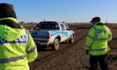El mar arrojó el cuerpo de una persona en la zona de Punta Popper