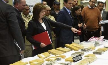Misiones: Desbaratan banda que enviaba droga a Tierra del Fuego