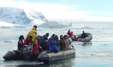 77 mujeres realizarán una expedición a la Antártida para investigar sobre el calentamiento global